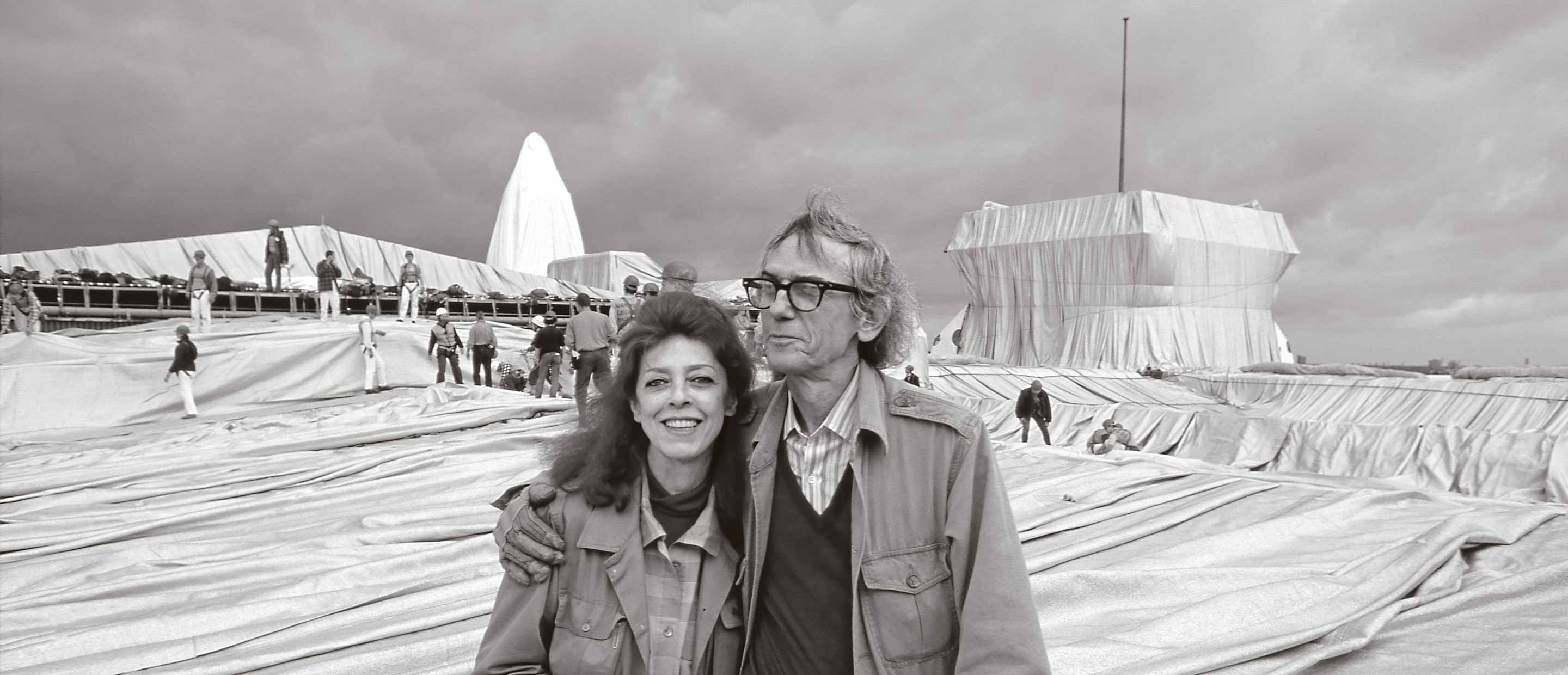Celebrating Christo's legacy at the PalaisPopulaire