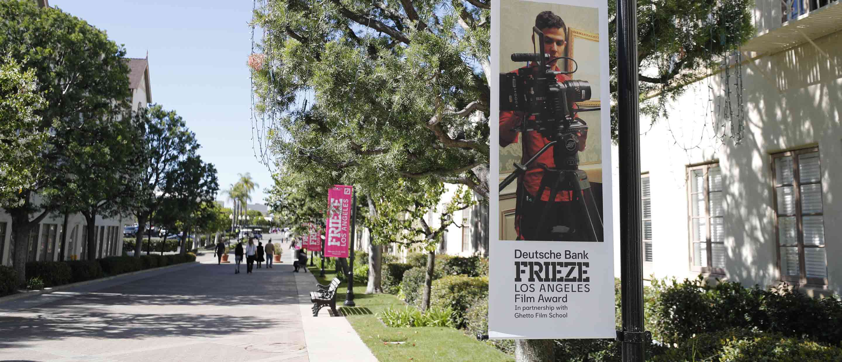 Frieze LA: the fair returns with a new film award