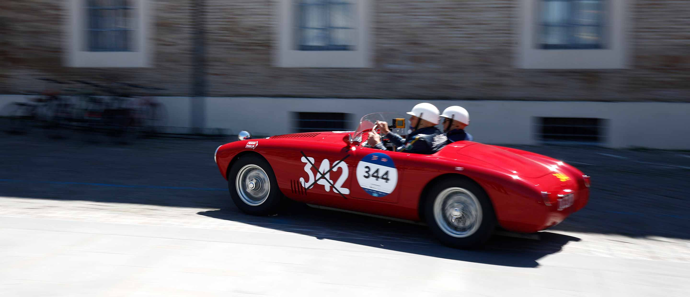 "1000 Miglia: the ""travelling museum"" of motor racing"