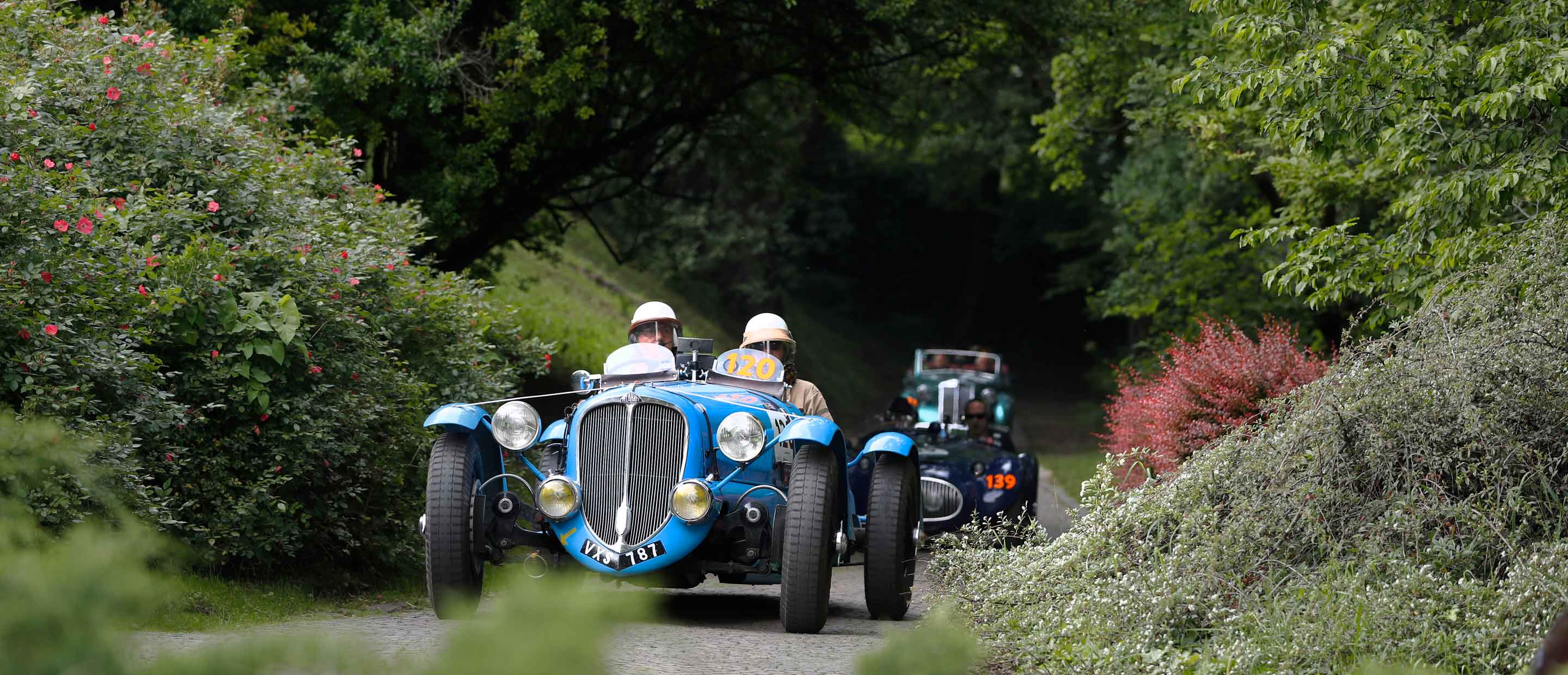 Mille Miglia: the most beautiful race in the world