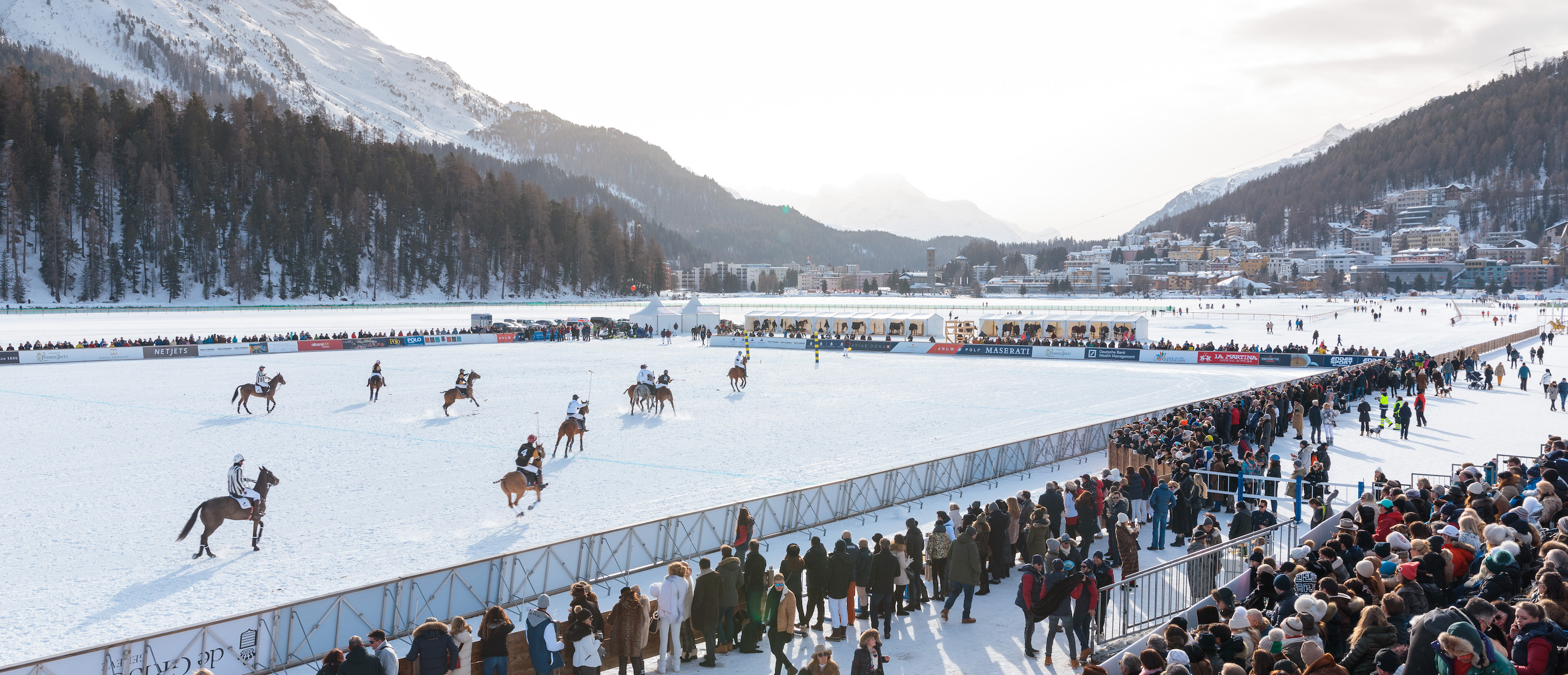 Riding high: the patrons and ponies of St. Moritz